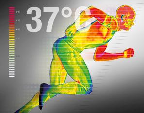 how to raise core body temperature